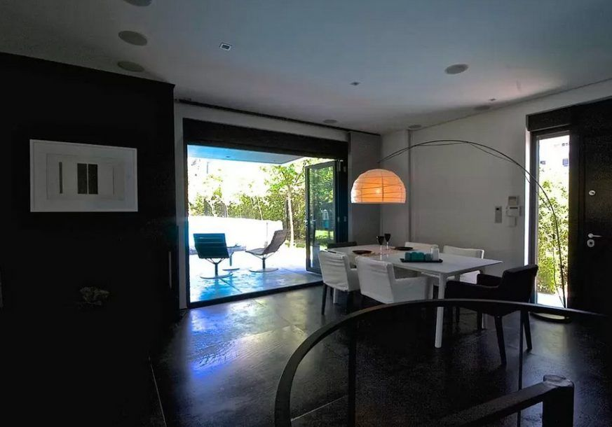 Beach House For Rent In Attica Private Swimming Pool 2