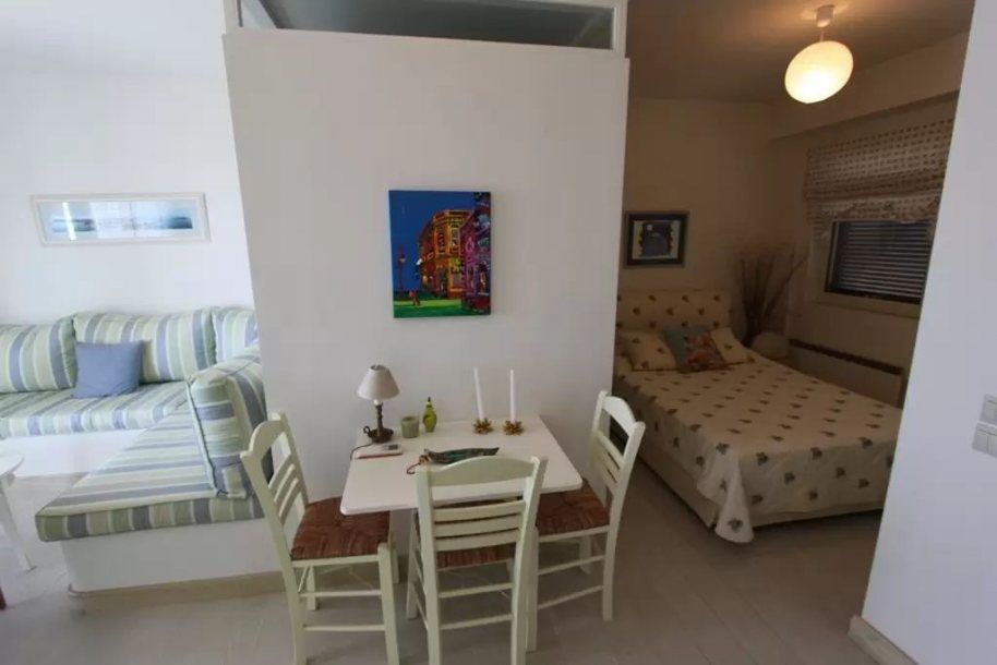 Beach Apartment For Rent In Corfu 1 Bedroom Walking