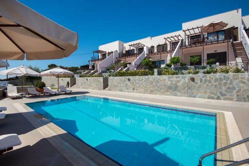 Апартаменты в остров Родос
