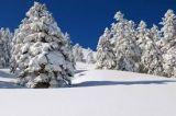 Winter ski tourism in Greece