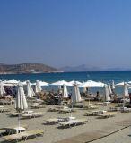 varkiza attica beach in Greece