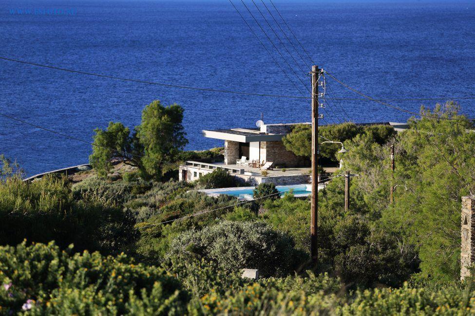 Апартаменты в Лаврио на побережье