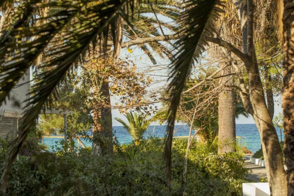 Квартиры в греции на побережье