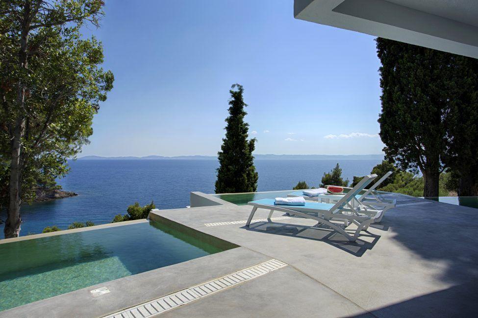 Недвижимость греции на море