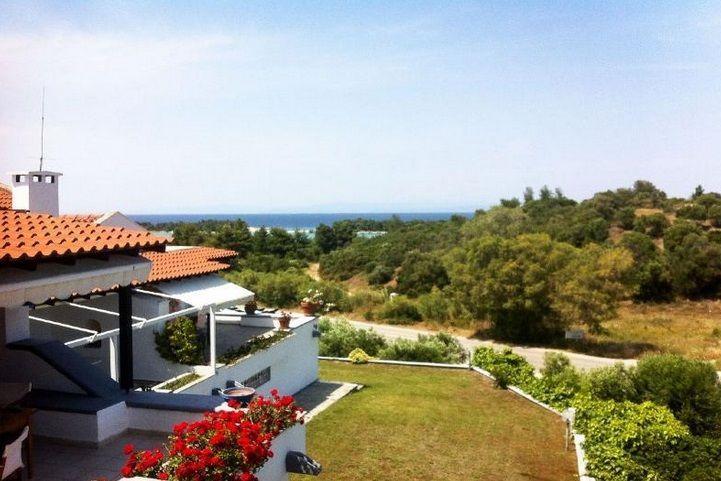Sithonia Villas For Rent