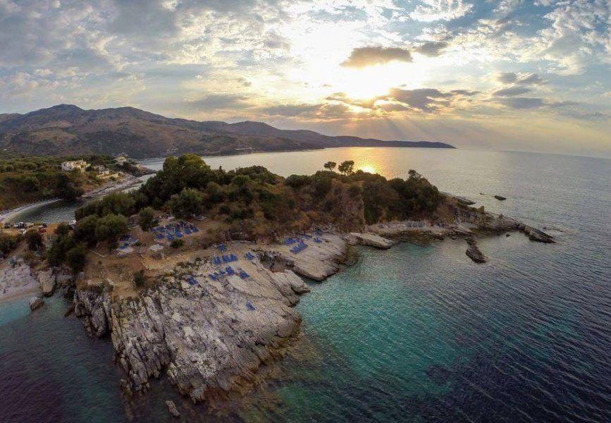 Villa For Rent In Corfu Island Private Swimming Pool