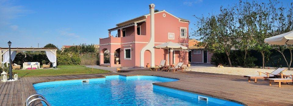 Corfu Villas Luxury Villas For Rent In Corfu Greece Cor026