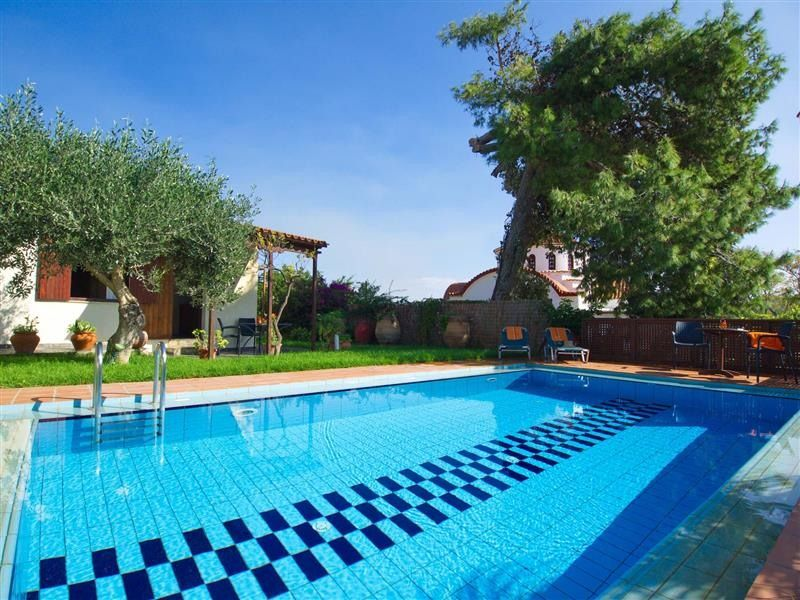 Cottage With 1 Bedroom And Swimming Pool For Rent In Crete Greece Chania Rethymno Heraklion