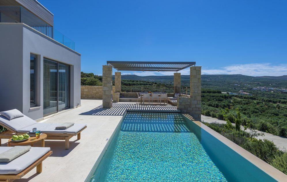 Crete Villas To Rent In North Of Island