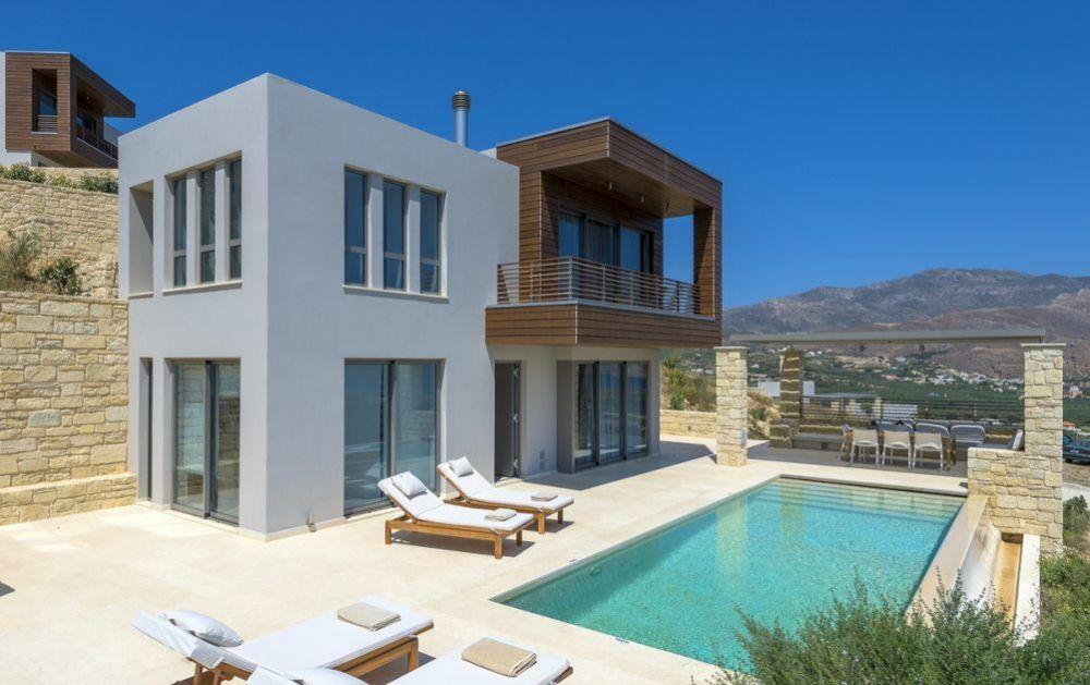 Дом в деревни на море в Агиос Георгиос