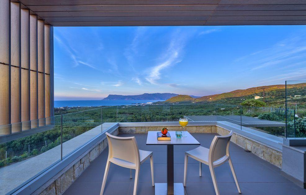 Апартаменты в Агиос Георгиос на море
