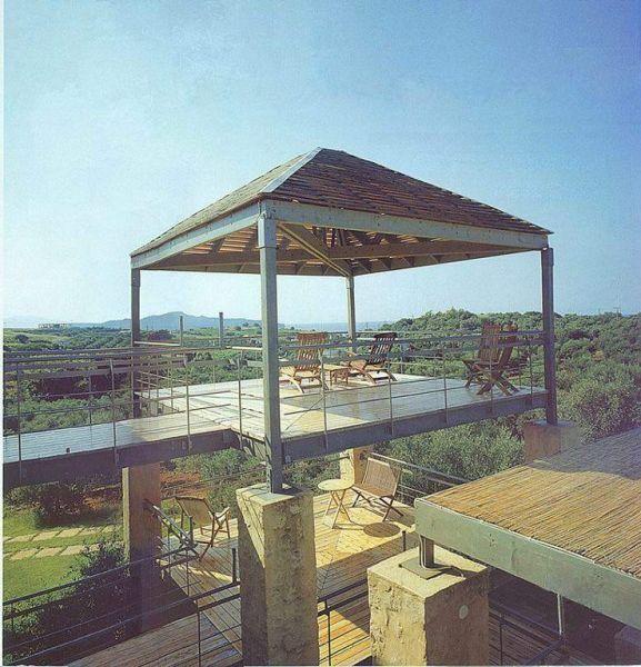 6-bedroom Villa, Front Beach For Rent In Crete CRT146