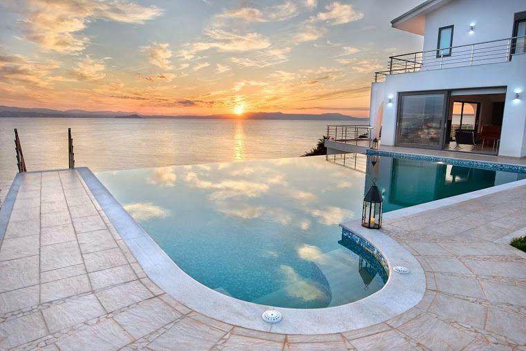 Новое жилье в Кефалония на берегу моря