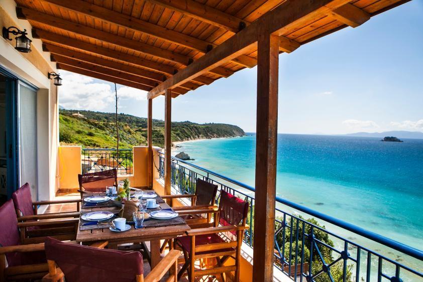Kefalonia Villas Rent House In Greece Attica Villas