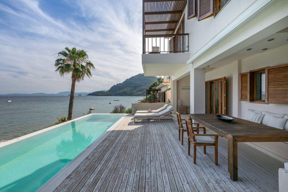 Недорогие квартиры в греции у моря