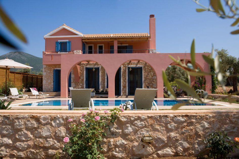 Греция дома недвижимость