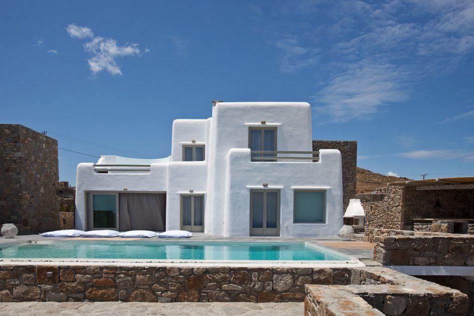 Best Island Beaches For Partying Mykonos St Barts: Mykonos Villas For Rent, Villas In Greece, Greece Holiday
