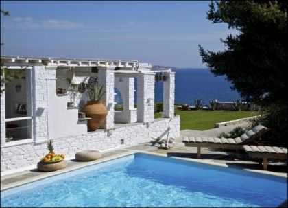 Villas For Rent In Greece