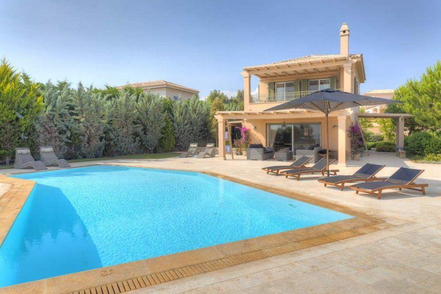 Доступные дома в греции