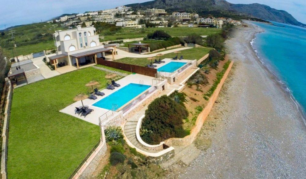Аренда недвижимость греции