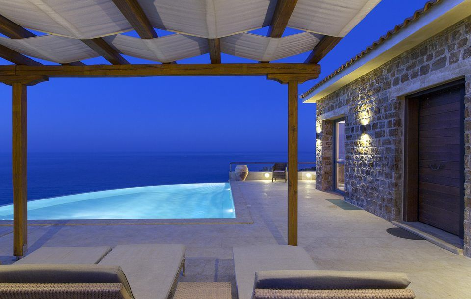 Villa For Rent In Skiathos Greece Megali Ammos Kolios