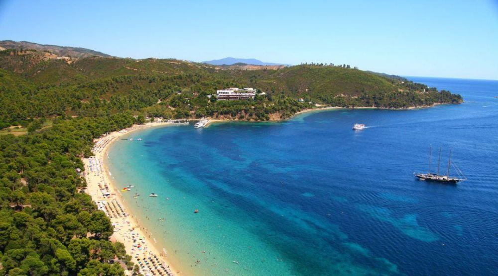 Недвижимость в барселоне остров Скиатос