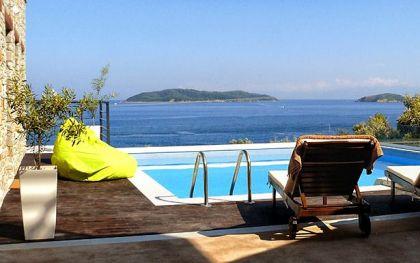 Вилла для отдыха в греции
