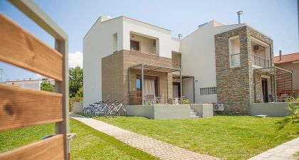 Chalkidiki Private Beach Apartments In